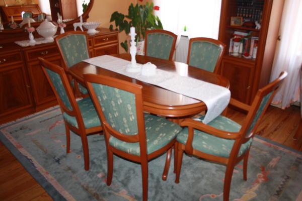 Esszimmer Kirschbaum Gebraucht : der angebotenen Möbel Italien ...
