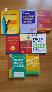 Verkaufe Business-Bücher