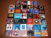 Verkaufe CD-Sammlung