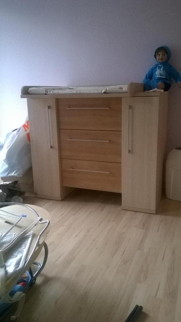 verkaufe paidi bruno wickelkommode inkl in feldkirch. Black Bedroom Furniture Sets. Home Design Ideas