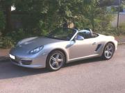 Verkaufe Porsche Boxster