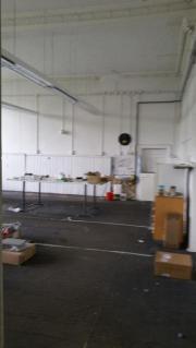 vermiete Atelierräume zu
