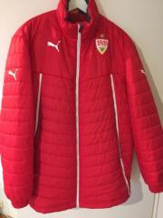 VfB Winterjacke XXL