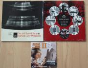 Vinyl Testplatten