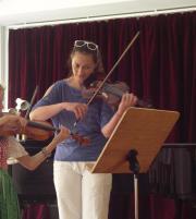 Violinunterricht, München, Sendling