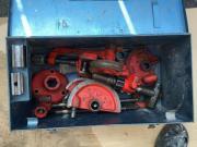 VIRAX Rohrbiegemaschine Rohrbieger
