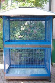 Vogelvoliere von Dehner