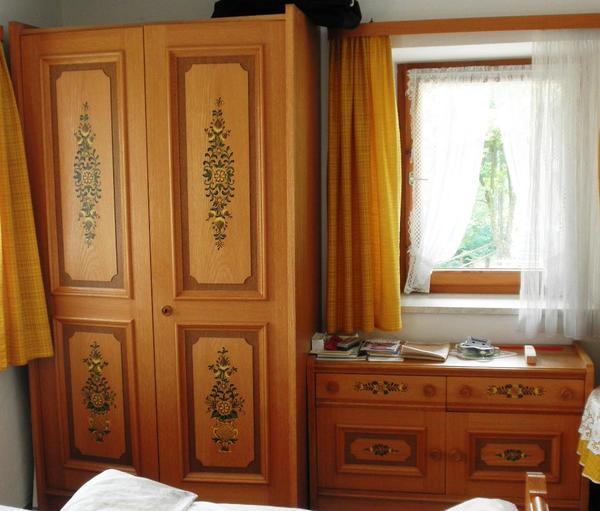 VOGLAUER Schlafzimmer zu verkaufen in Brannenburg - Schränke ...