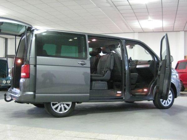 voiture volkswagen t5 multivan dsg pour 27500. Black Bedroom Furniture Sets. Home Design Ideas