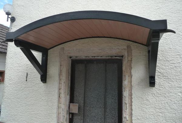 Vordach in r sselsheim sonstiges material f r den for Vordach kaufen