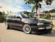 VW 3er Golf