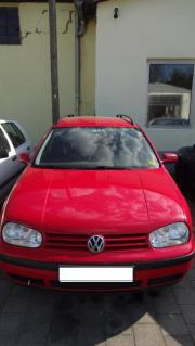 VW Golf Varinat (