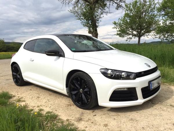 vw scirocco r 2 0 turbo 265 ps vollausstattung top zustand in kirchheim vw sonstige kaufen. Black Bedroom Furniture Sets. Home Design Ideas
