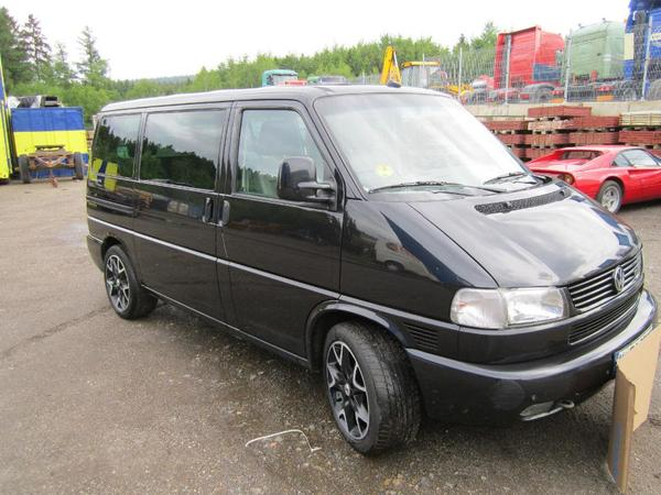 vw t4 multivan highline in steinau vw bus multivan. Black Bedroom Furniture Sets. Home Design Ideas