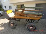 Wagonette, offener Landwagen,