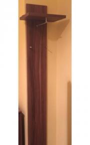 garderobe nussbaum haushalt m bel gebraucht und neu. Black Bedroom Furniture Sets. Home Design Ideas