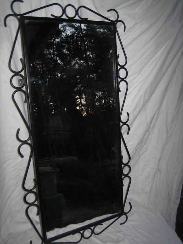 wandspiegel schwarz neu und gebraucht kaufen bei. Black Bedroom Furniture Sets. Home Design Ideas