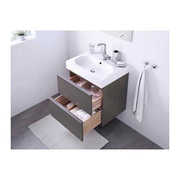 Waschbecken Inklusive Unterschrank : Waschbecken mit Unterschrank in Eching  Bad, Einrichtung und Geräte