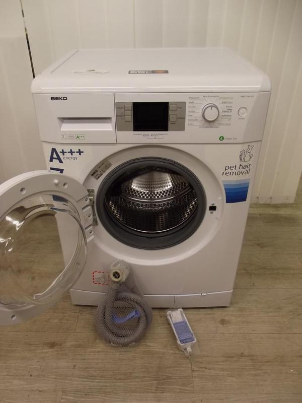 waschmachine beko wmb 71643 pte in berlin waschmaschinen kaufen und verkaufen ber private. Black Bedroom Furniture Sets. Home Design Ideas