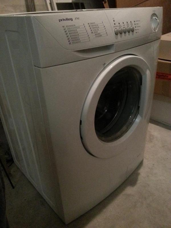 waschmaschine privileg 3741 in m nchen waschmaschinen kaufen und verkaufen ber private. Black Bedroom Furniture Sets. Home Design Ideas