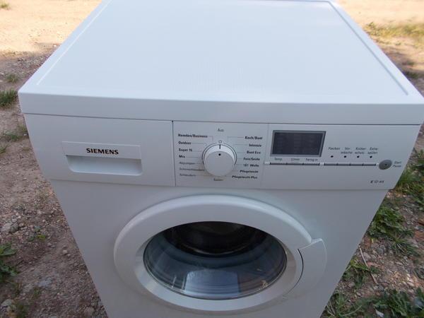 waschmaschine siemens in oftersheim waschmaschinen kaufen und verkaufen ber private. Black Bedroom Furniture Sets. Home Design Ideas