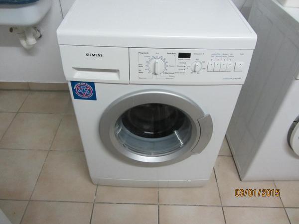 siemens waschmaschinen neu und gebraucht kaufen bei. Black Bedroom Furniture Sets. Home Design Ideas