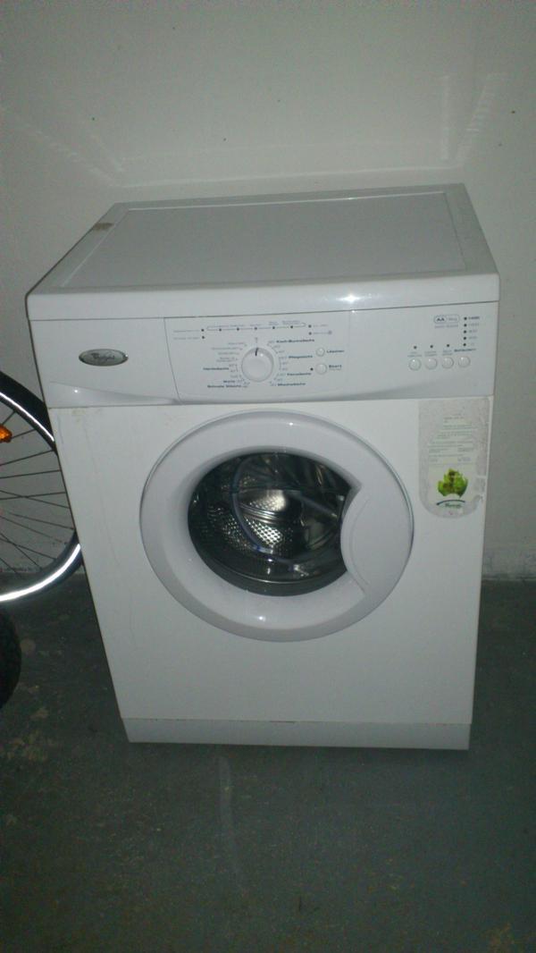 waschmaschine whirlpool kleinanzeigen sonstige. Black Bedroom Furniture Sets. Home Design Ideas