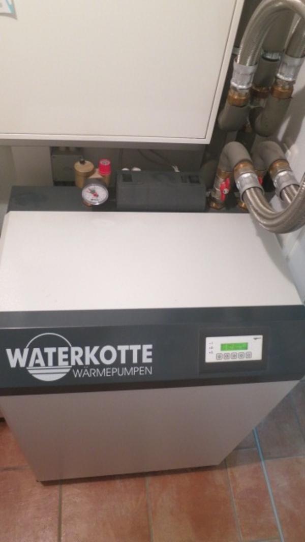 waterkotte w rmepumpe in bruckberg elektro heizungen wasserinstallationen kaufen und. Black Bedroom Furniture Sets. Home Design Ideas