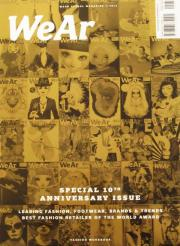 WeAr Magazin, Issuse