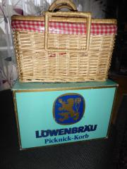 Weihnachtsgeschenk Geschenkkorb Picknickkorb