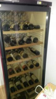 Weinklimaschrank Liebherr mit