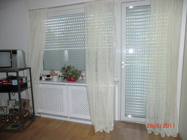 wei e stores blickdicht u gitter ab 20 samt vorh nge braun beige rauten 2 bahnen l 200x b152 a. Black Bedroom Furniture Sets. Home Design Ideas