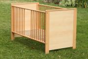 Welle Möbel: Kinderbettchen