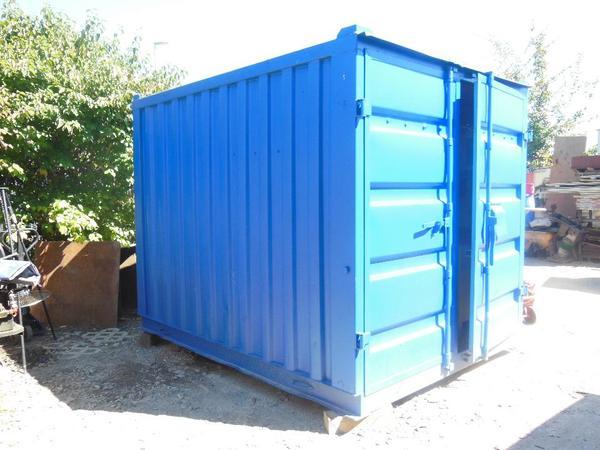 werkstatt container kaufen gebraucht und g nstig. Black Bedroom Furniture Sets. Home Design Ideas