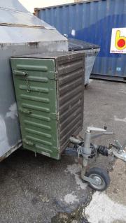 Werkzeugkasten,Bundeswehr.Anhänger,