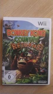 WII Spiel Donkey