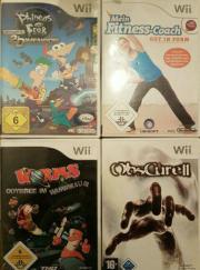 Wii-Spiele Wii Spiele zu verkaufen - Worms... 3,00 Euro - Mein Fitness Coach... 3,00 Euro - Phineas und Pherb... 5,00 Euro (leichte Kratzer auf CD vorhanden, ... 20,- D-76846Hauenstein Heute, 12:03 Uhr, Hauenstein - Wii-Spiele Wii Spiele zu verkaufen - Worms... 3,00 Euro - Mein Fitness Coach... 3,00 Euro - Phineas und Pherb... 5,00 Euro (leichte Kratzer auf CD vorhanden