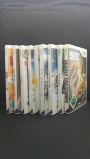 Wii Spiele Sammlung
