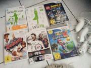 Wii Spiele und