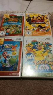 Wii Spiele zu