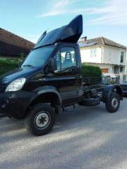 Windabweiser, Spoiler IVECO