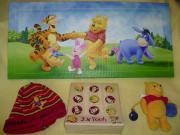 Winnie Pooh, Tigger,