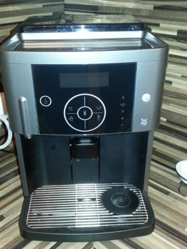 wmf kaffeevollautomat neu und gebraucht kaufen bei. Black Bedroom Furniture Sets. Home Design Ideas