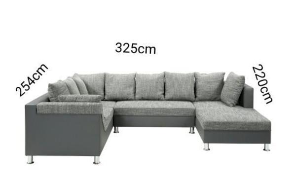wohnlandschaft in ludwigshafen polster sessel couch kaufen und verkaufen ber private. Black Bedroom Furniture Sets. Home Design Ideas