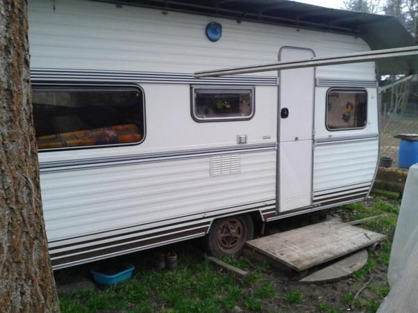 Wohnwagen Camping Wohnmobile Wuppertal Gebraucht