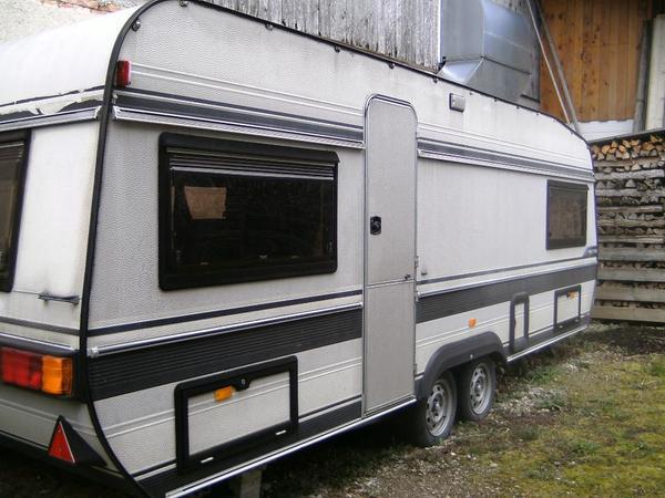 wohnwagen hobby 600 ausf b in rohrdorf kaufen und. Black Bedroom Furniture Sets. Home Design Ideas