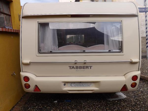 Dusche Bodeneben Abdichten : Mini Wohnwagen Dusche Wc : Wohnwagen Tabbert 685 comtesse Heizung