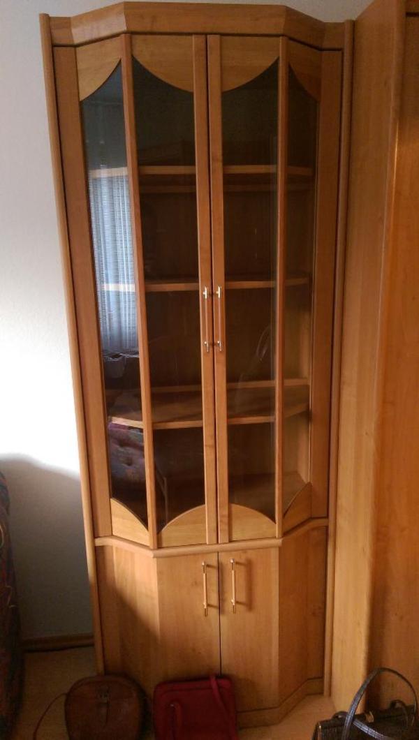 wohnwand vitrine kaufen gebraucht und g nstig. Black Bedroom Furniture Sets. Home Design Ideas