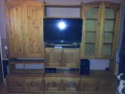 schrank kiefer gelaugt geoelt haushalt m bel gebraucht und neu kaufen. Black Bedroom Furniture Sets. Home Design Ideas