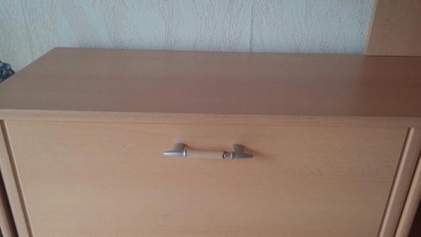 Wohnzimmerschrank buche nachbildung in br hl - Wohnzimmerschrank buche ...